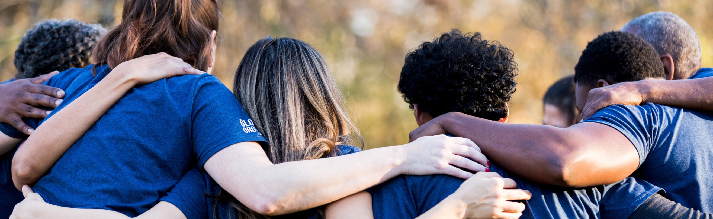 community huddle